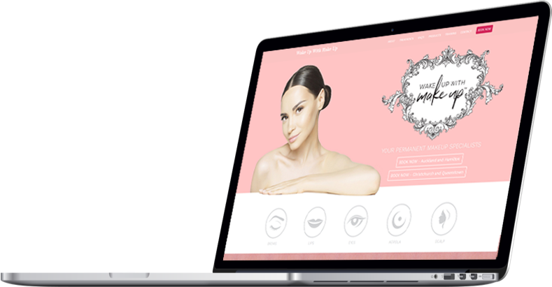 Web design in Kerikeri