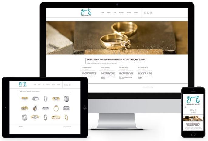 Kerikeri Web design
